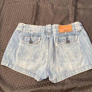 Fox Shorts - Fox Denim Jean Shorts W38